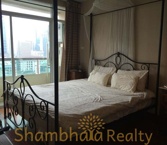 Shambhala Realty Agency's Sukhumvit city resort at Sukhumvit Soi 11, 2BR 2