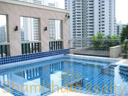 Shambhala Realty Agency's Sukhumvit city resort at Sukhumvit Soi 11, 2BR 17