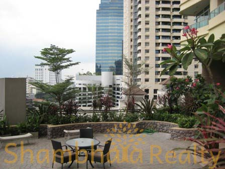 Shambhala Realty Agency's Sukhumvit city resort at Sukhumvit Soi 11, 2BR 18