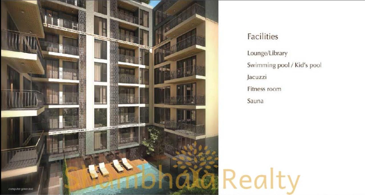 Shambhala Realty Agency's Klass Langsuan Condominium for Sale in Langsuan 7