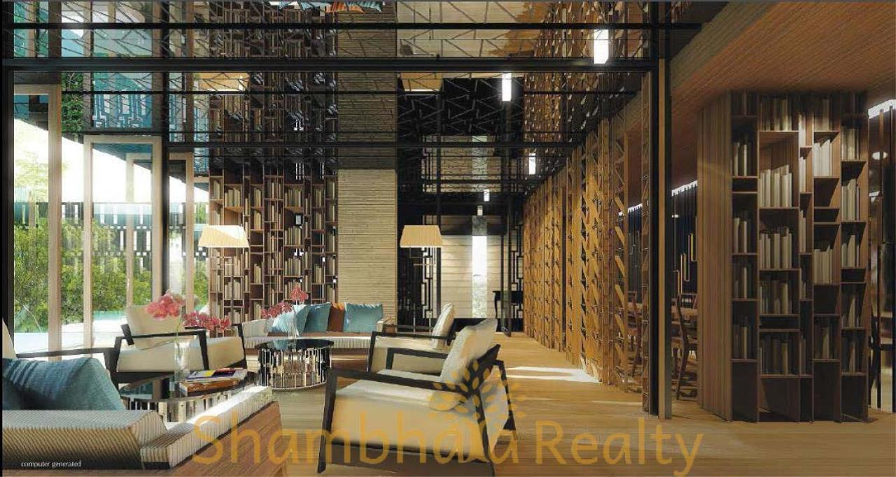 Shambhala Realty Agency's Klass Langsuan Condominium for Sale in Langsuan 4