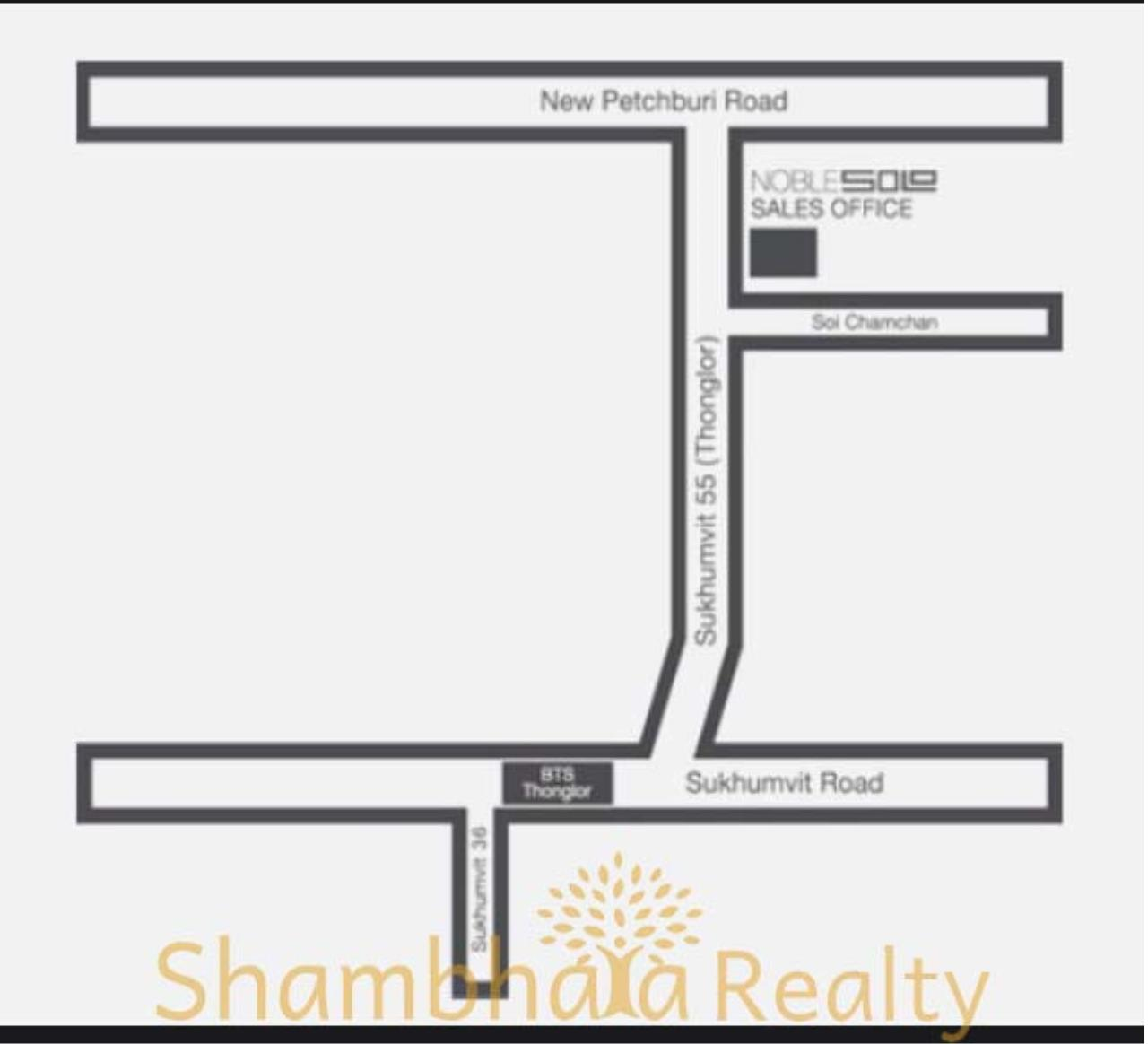 Shambhala Realty Agency's Noble solo Thonglor Condominium for Sale in Thonglor 4