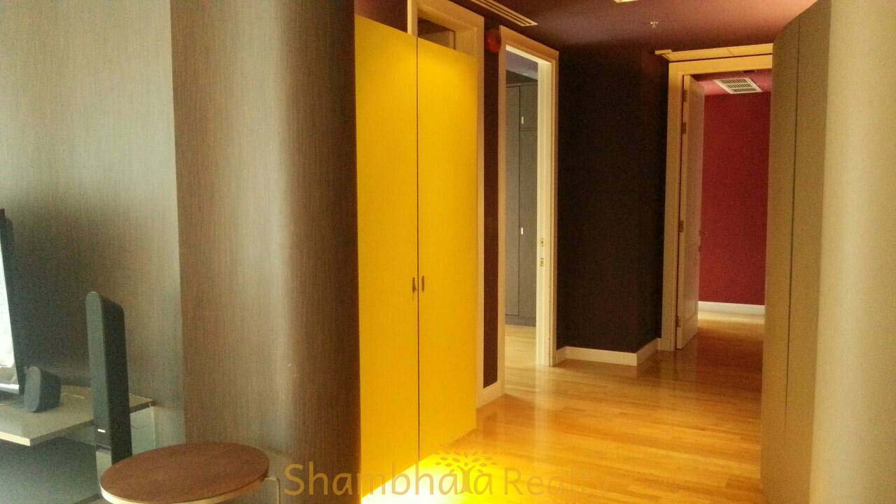 Shambhala Realty Agency's Athenee Residence 2 Bedrooms, 2 Bathrooms, 96 sq.m., 9A1 floor, 60,000 baht/ month for rent 2