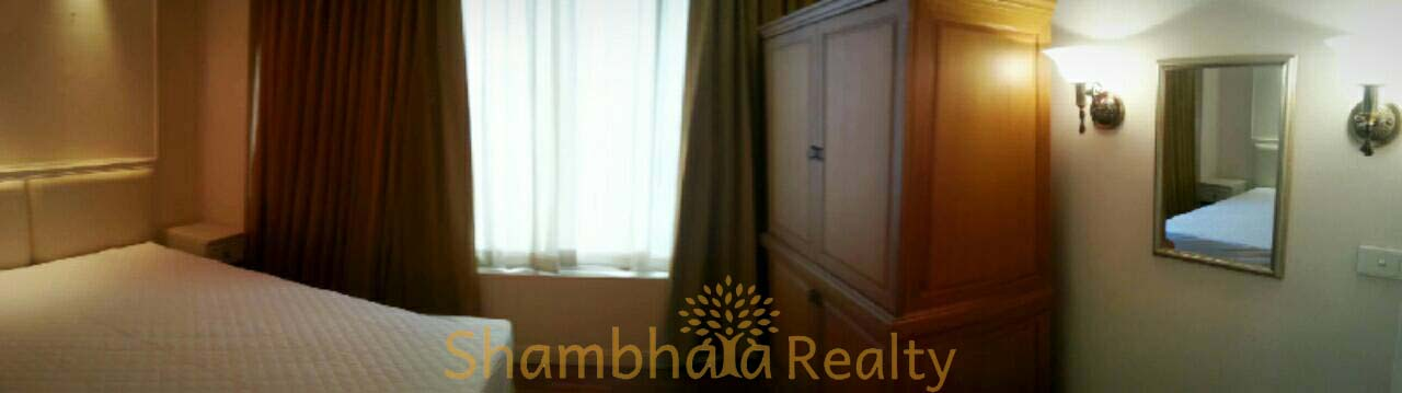 Shambhala Realty Agency's Langsuan Ville condominium 2 Bedrooms 2 Bathrooms 130 sq.m. 9