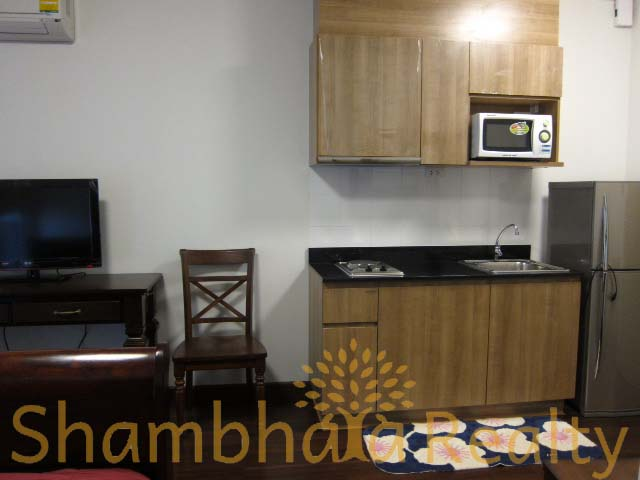 Shambhala Realty Agency's Ideo Condo at Sathorn 1