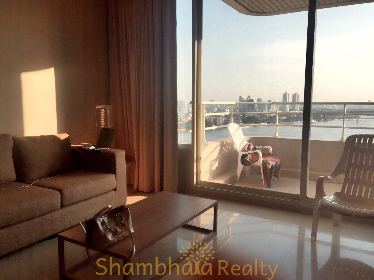 Shambhala Realty Agency's Watermark Condo at Charoen Nakorn Rd 11
