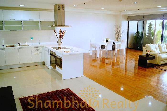 Shambhala Realty Agency's Polo Park at Wireless Road Lumphini 1