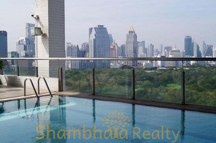 Shambhala Realty Agency's Polo Park at Wireless Road Lumphini 9