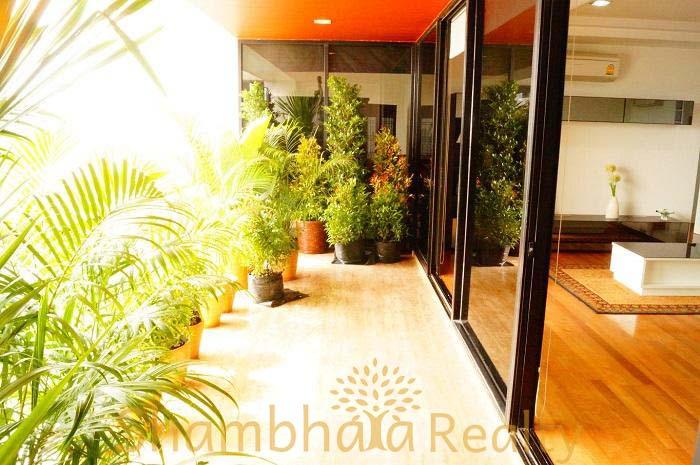 Shambhala Realty Agency's Polo Park at Wireless Road Lumphini 5