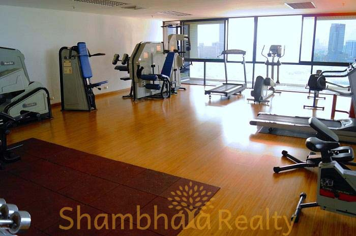 Shambhala Realty Agency's Polo Park at Wireless Road Lumphini 6