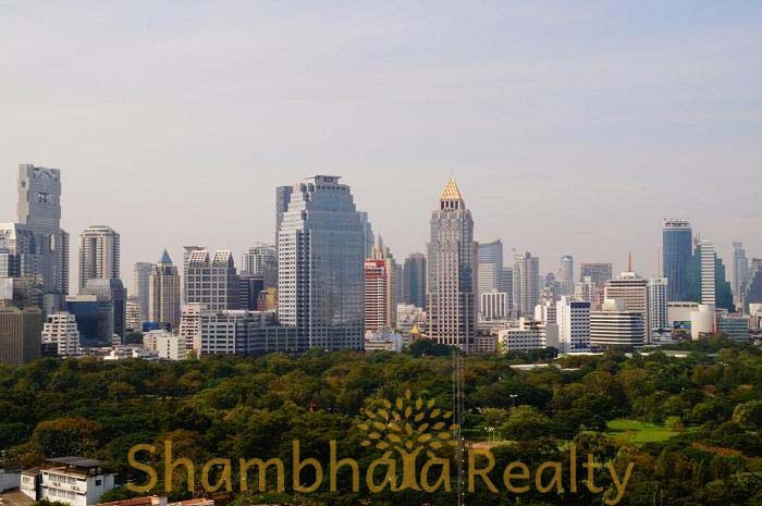 Shambhala Realty Agency's Polo Park at Wireless Road Lumphini 8