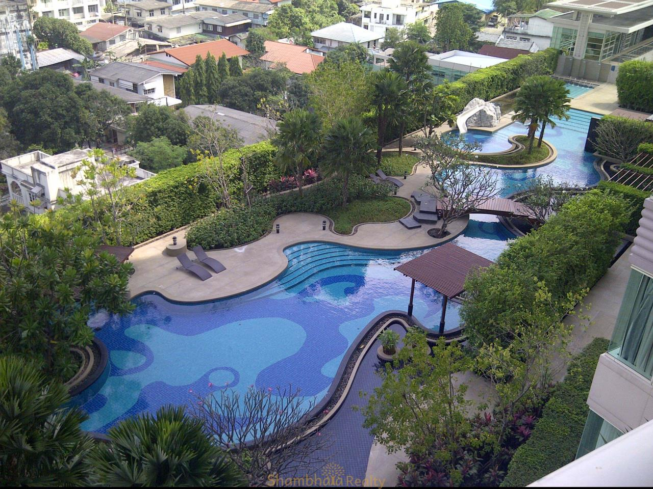 Shambhala Realty Agency's Watermark Chaophraya Condominium Condominium for Sale in Charoen Nakorn Rd 9