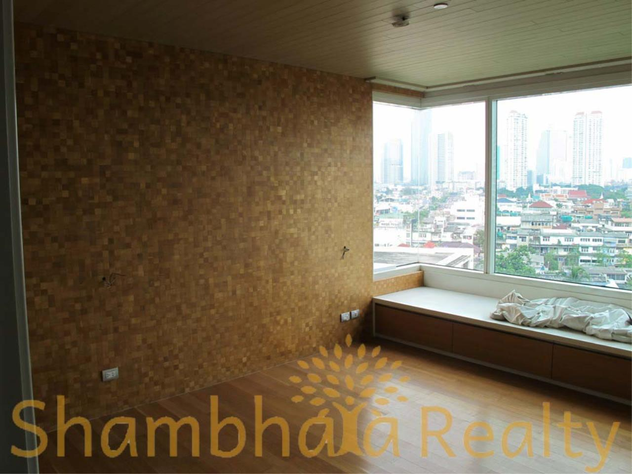 Shambhala Realty Agency's Watermark Chaophraya Condominium Condominium for Sale in Charoen Nakorn Rd 17