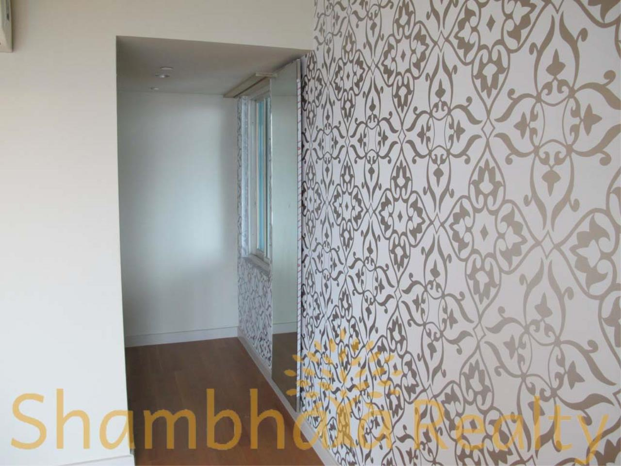 Shambhala Realty Agency's Watermark Chaophraya Condominium Condominium for Sale in Charoen Nakorn Rd 2