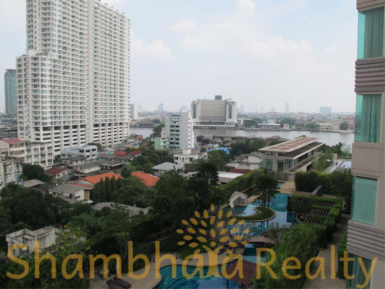 Shambhala Realty Agency's Watermark Chaophraya Condominium Condominium for Sale in Charoen Nakorn Rd 5