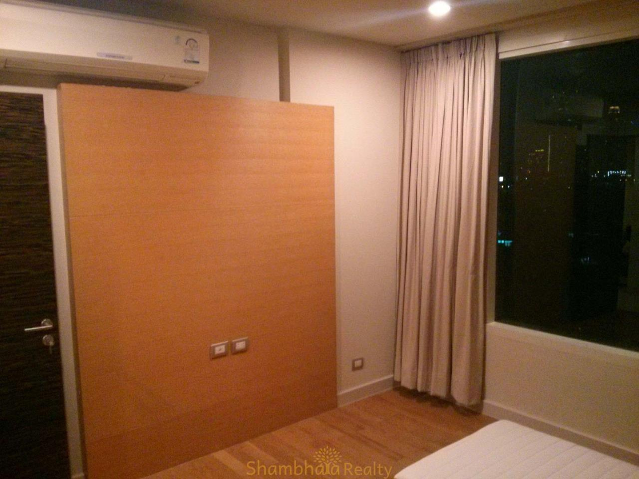 Shambhala Realty Agency's Watermark Chaophraya Condominium Condominium for Sale in Charoen Nakorn Rd 10
