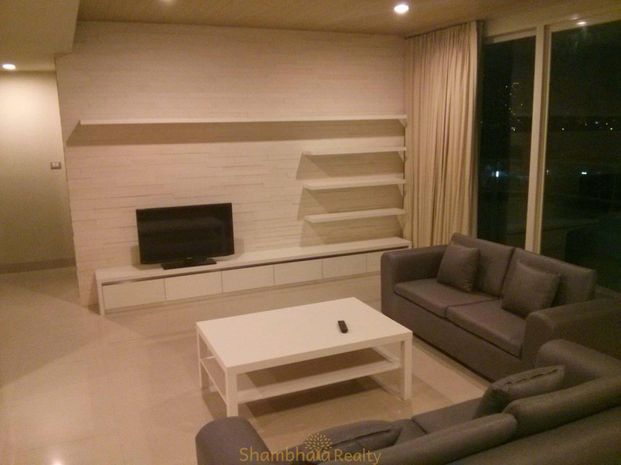 Shambhala Realty Agency's Watermark Chaophraya Condominium Condominium for Sale in Charoen Nakorn Rd 7