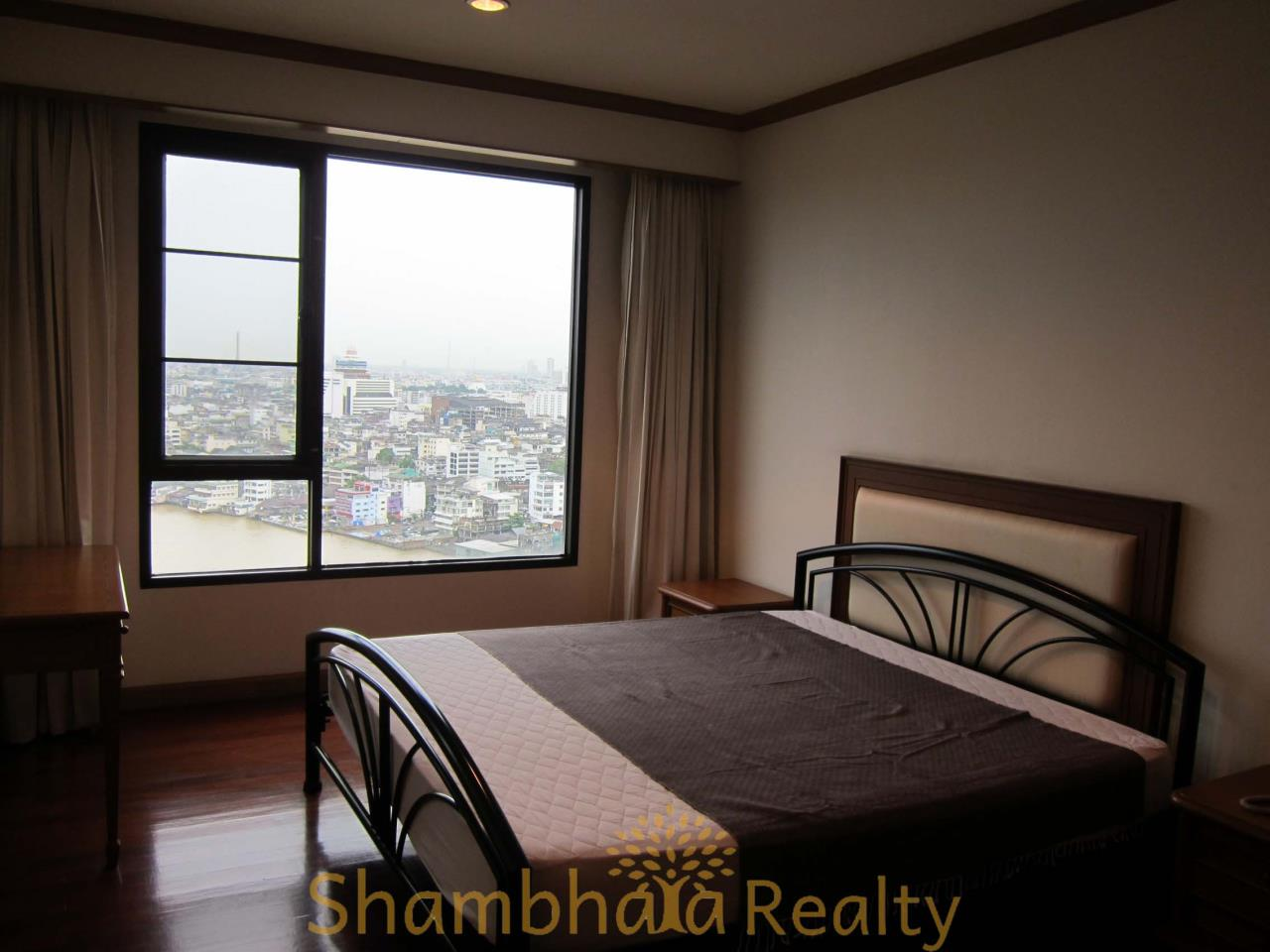 Shambhala Realty Agency's Baan Chao Praya Condo Condominium for Rent 3