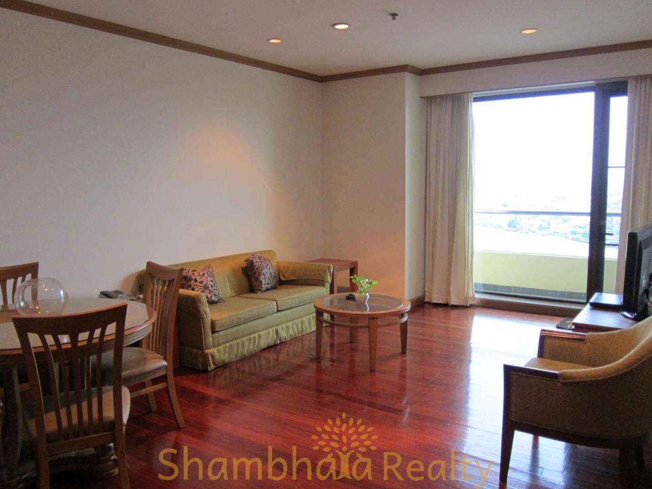 Shambhala Realty Agency's Baan Chao Praya Condo Condominium for Rent 1