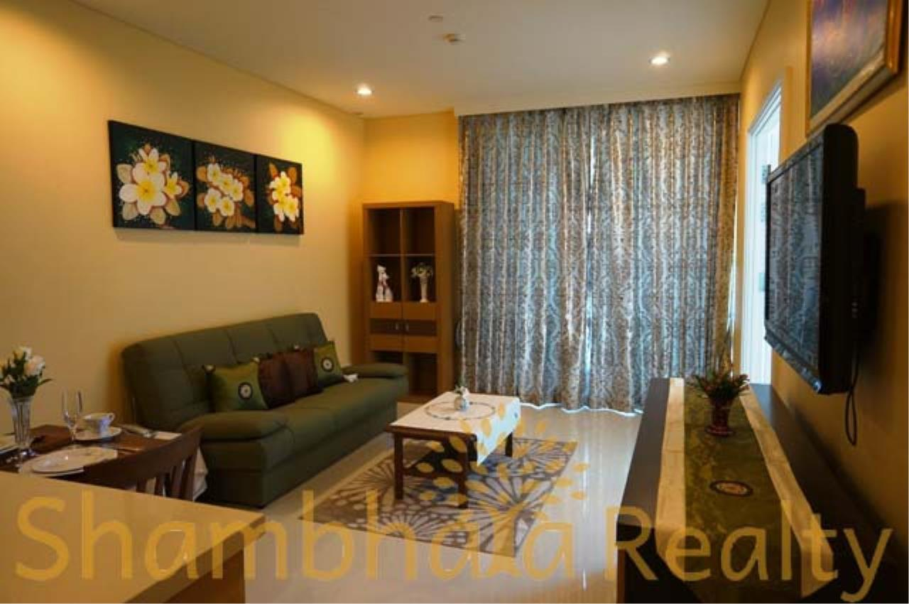 Shambhala Realty Agency's Aguston Sukhumvit 22 Condominium for Rent in Sukhumvit 22 2