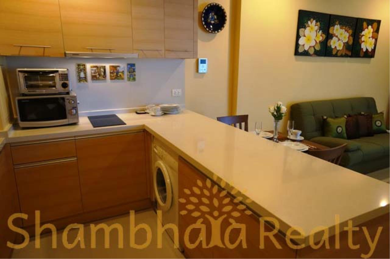 Shambhala Realty Agency's Aguston Sukhumvit 22 Condominium for Rent in Sukhumvit 22 5