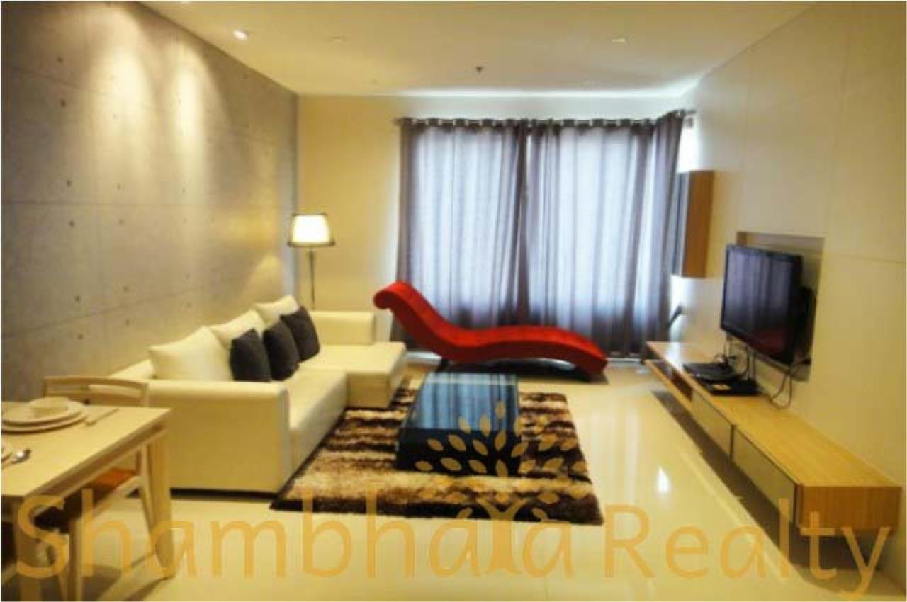 Shambhala Realty Agency's Emporio Place Condominium for Rent in Sukhumvit 24 5