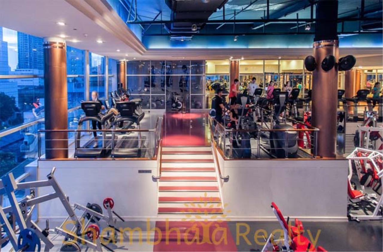 Shambhala Realty Agency's Sky Villa Condominium for Rent in Sathorn 7