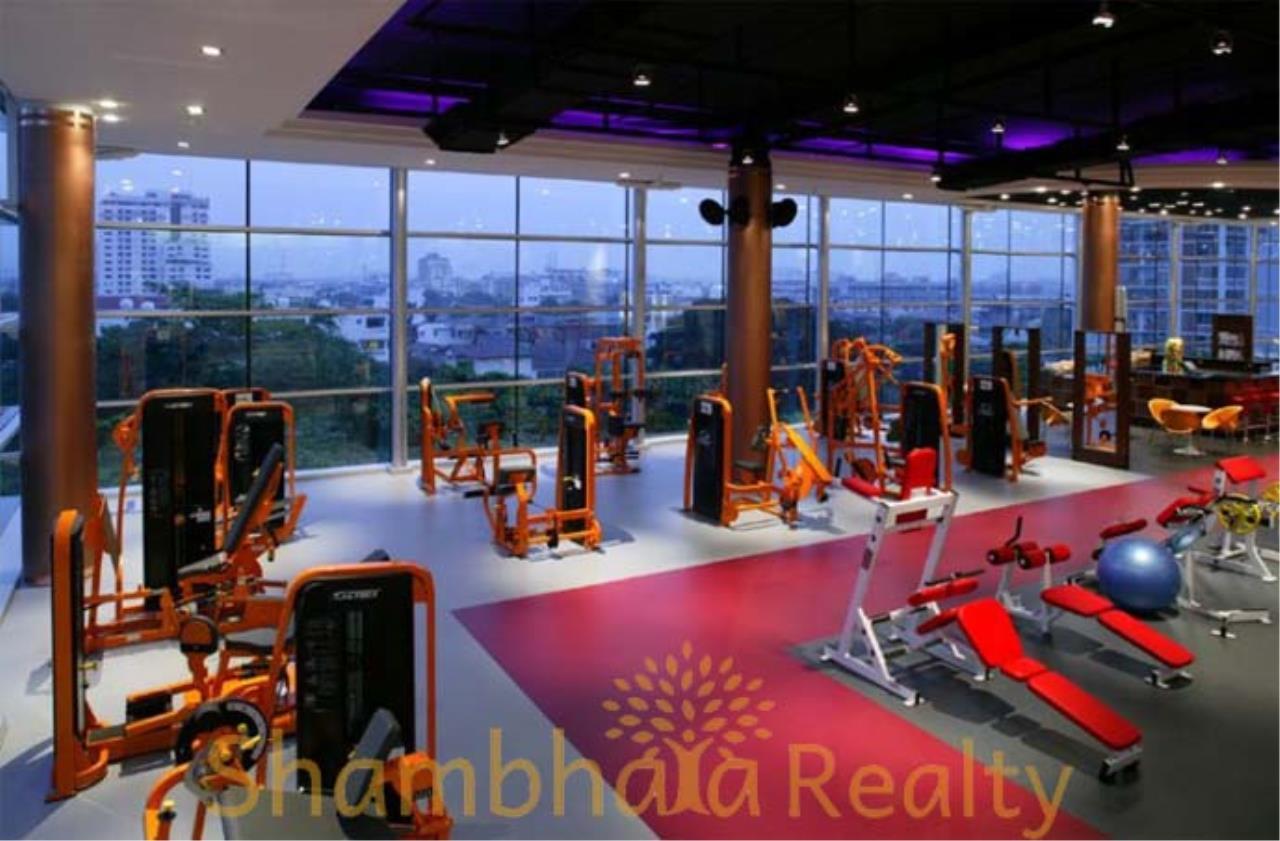 Shambhala Realty Agency's Sky Villa Condominium for Rent in Sathorn 5