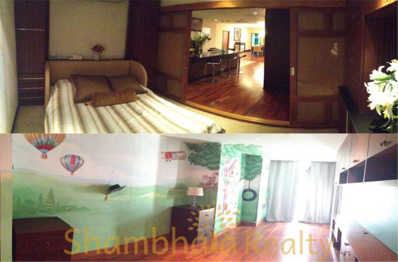 Shambhala Realty Agency's Sky Villa Condominium for Rent in Sathorn 4