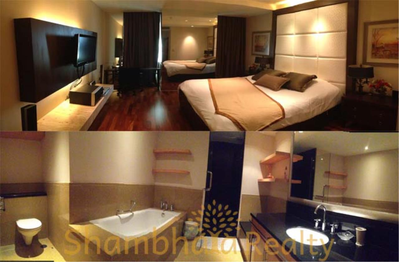 Shambhala Realty Agency's Sky Villa Condominium for Rent in Sathorn 3