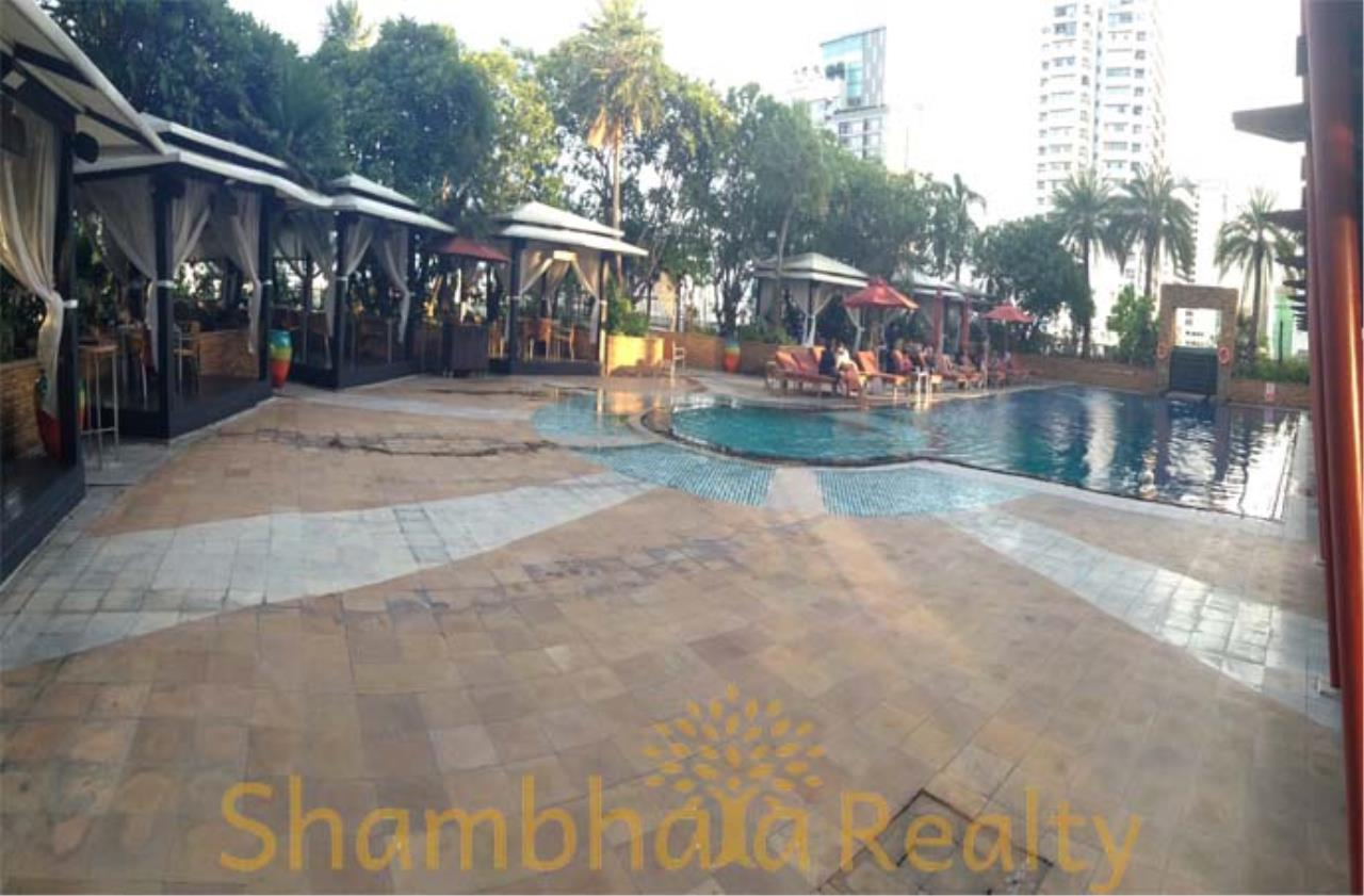 Shambhala Realty Agency's Sky Villa Condominium for Rent in Sathorn 6