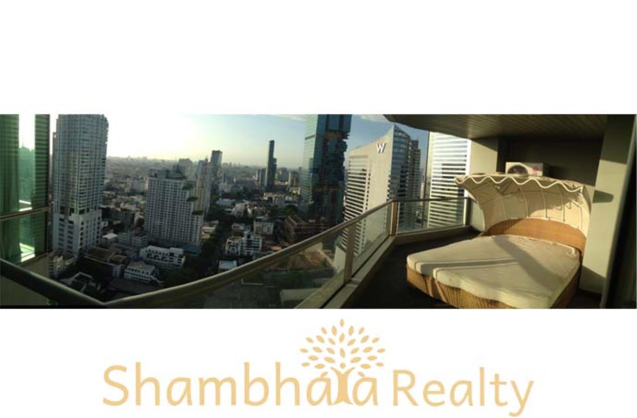 Shambhala Realty Agency's Sky Villa Condominium for Rent in Sathorn 2