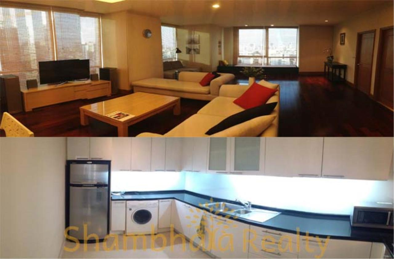 Shambhala Realty Agency's Sky Villa Condominium for Rent in Sathorn 3