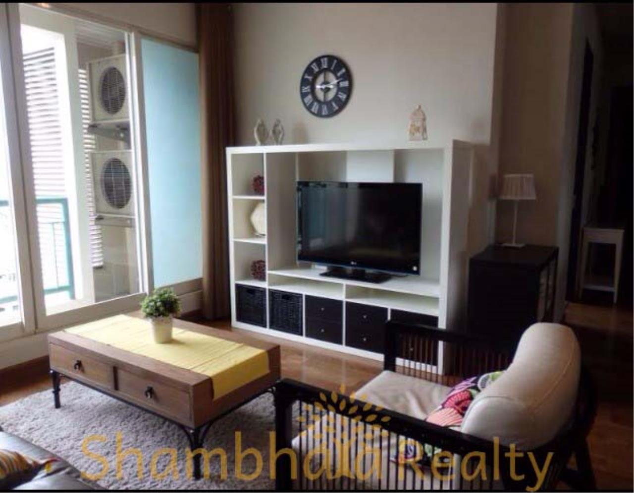 Shambhala Realty Agency's The Address Chidlom Condominium for Rent 4