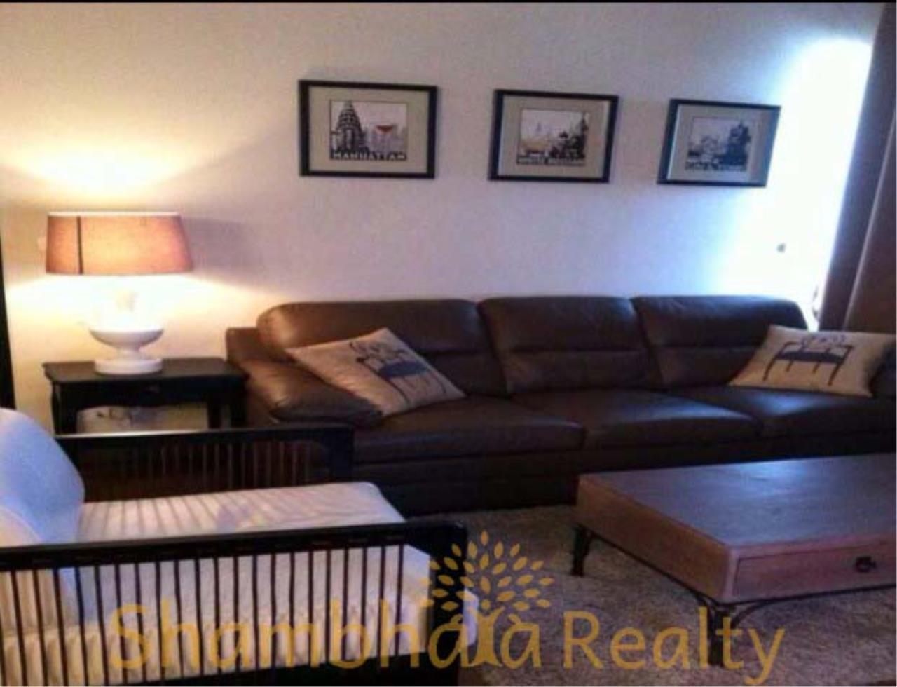 Shambhala Realty Agency's The Address Chidlom Condominium for Rent 10