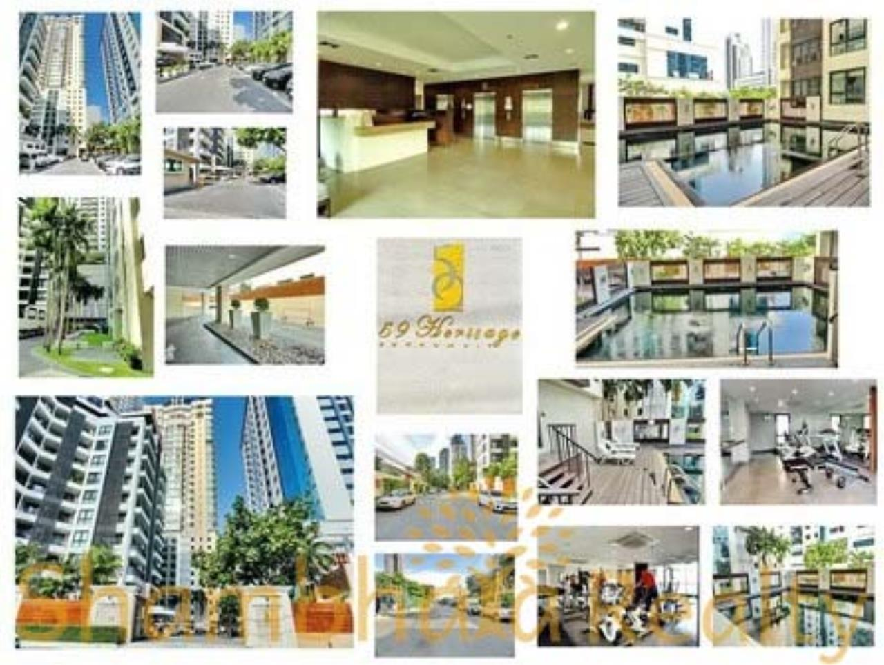 Shambhala Realty Agency's 59 Heritage Condominium for Sale in Sukhumvit 59 14