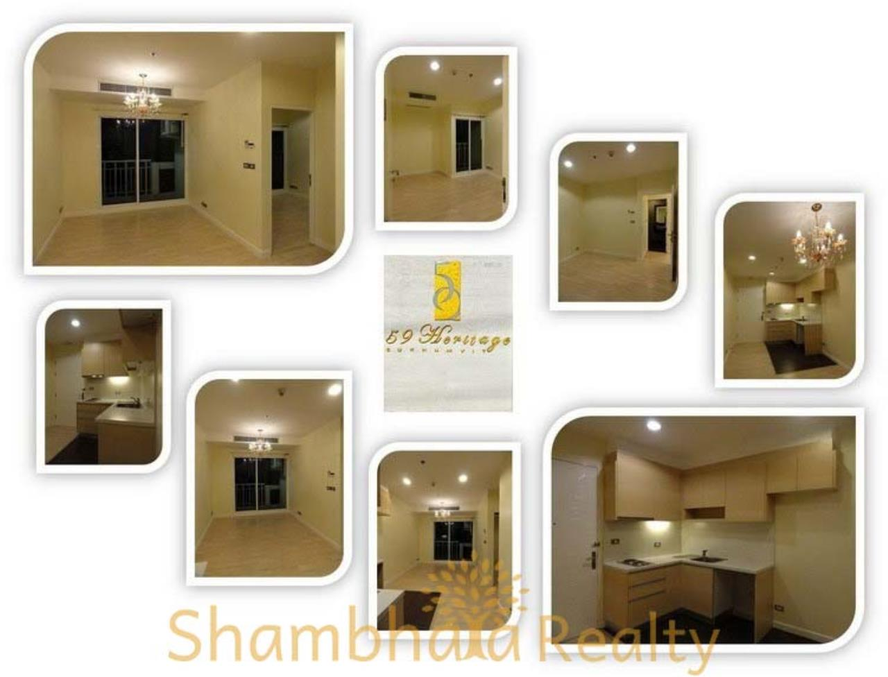 Shambhala Realty Agency's 59 Heritage Condominium for Sale in Sukhumvit 59 13