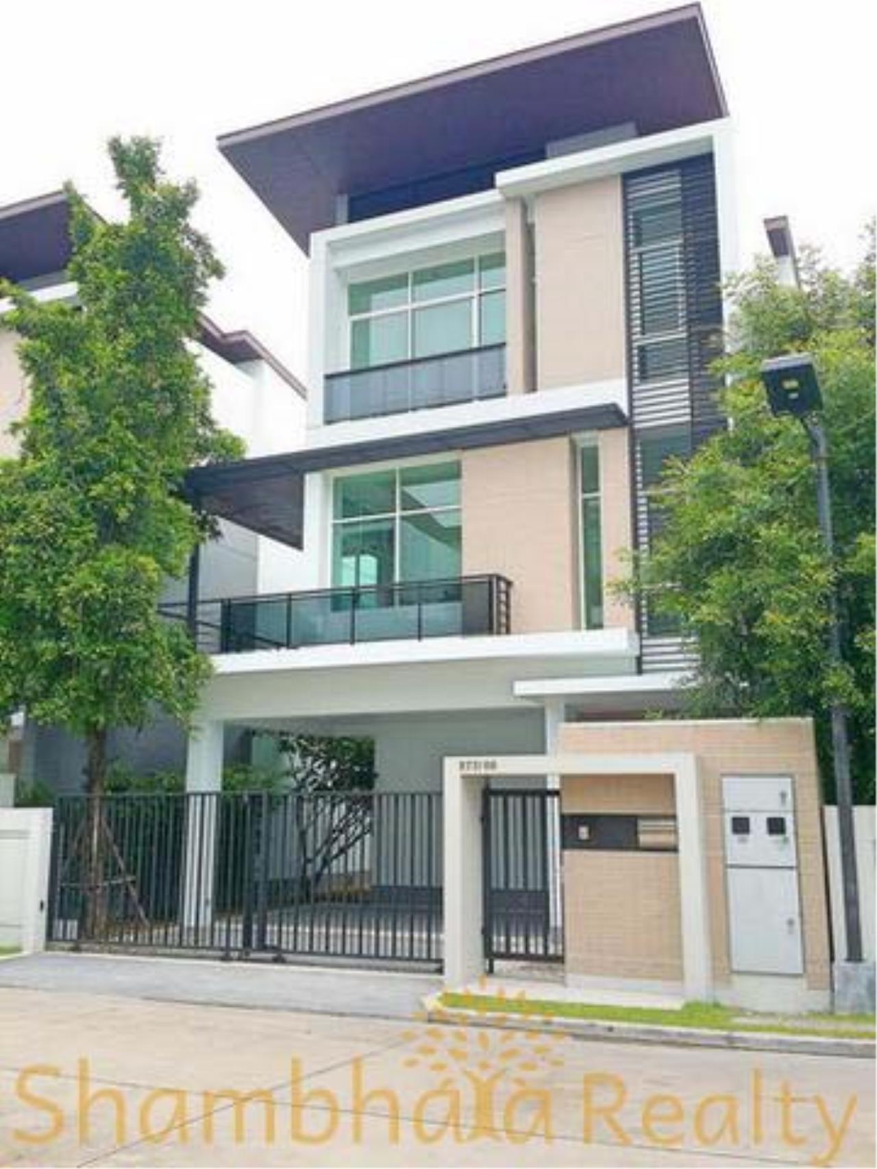 Shambhala Realty Agency's Nirvana Beyond Rama 9 -Ramkhanheng Condominium for Sale in Beyond Rama 9 -Ramkhanheng 2