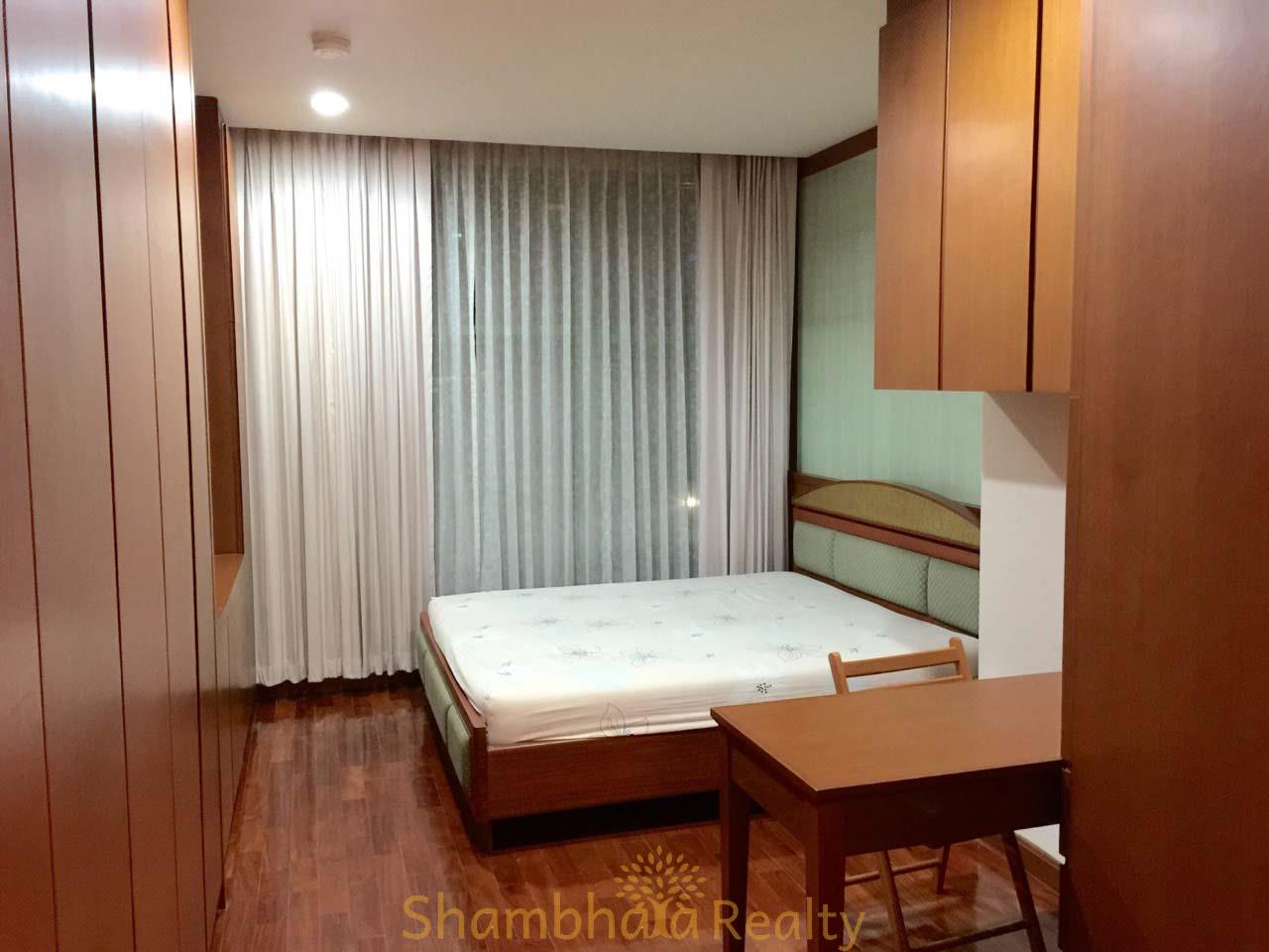 Shambhala Realty Agency's Chatrium Residence Riverside  Condominium for Rent in Chareon Krung road 4