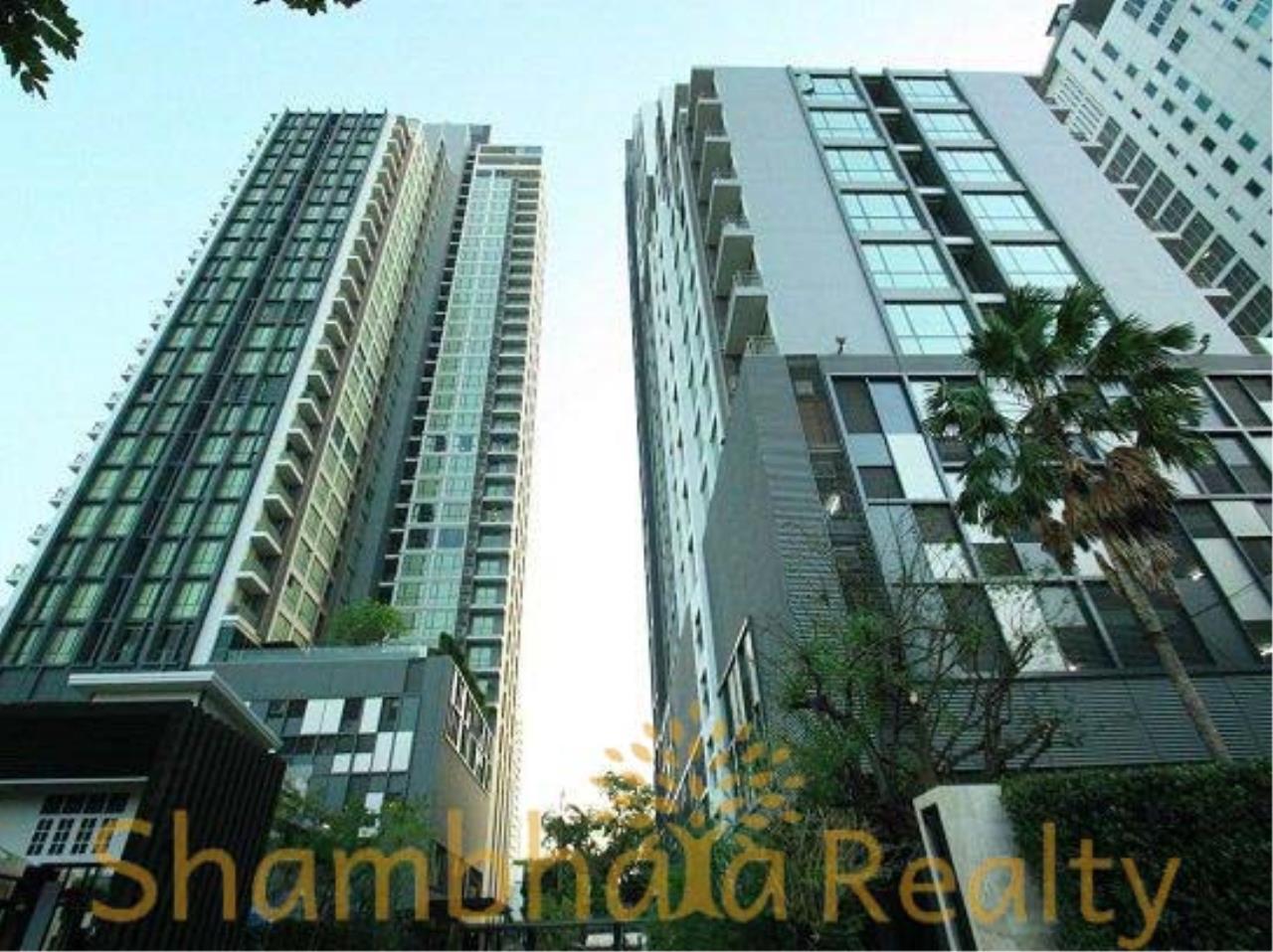 Shambhala Realty Agency's Quattro for Rent Condominium for Rent in Sukhumvit 55 9