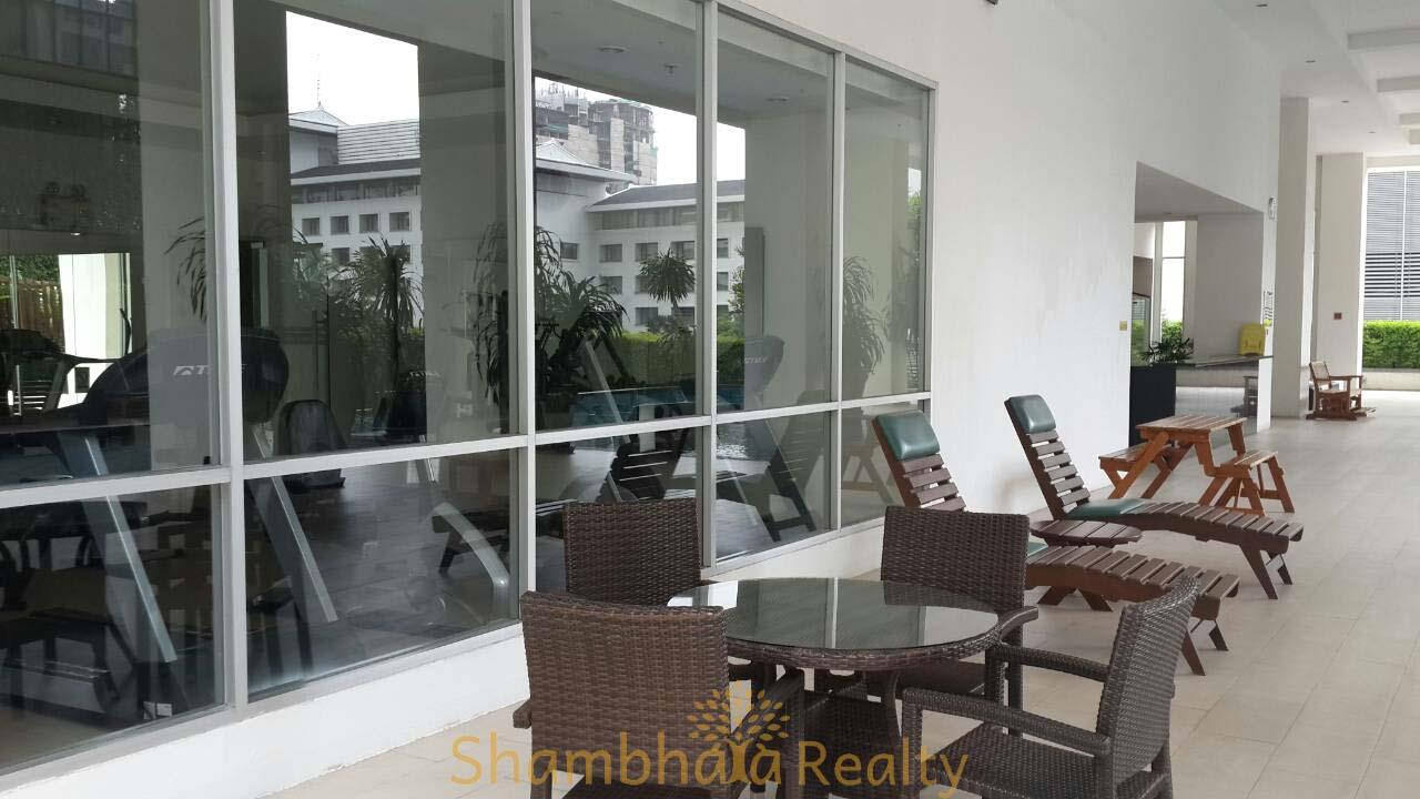 Shambhala Realty Agency's Rajdamri Condominium for Rent 5
