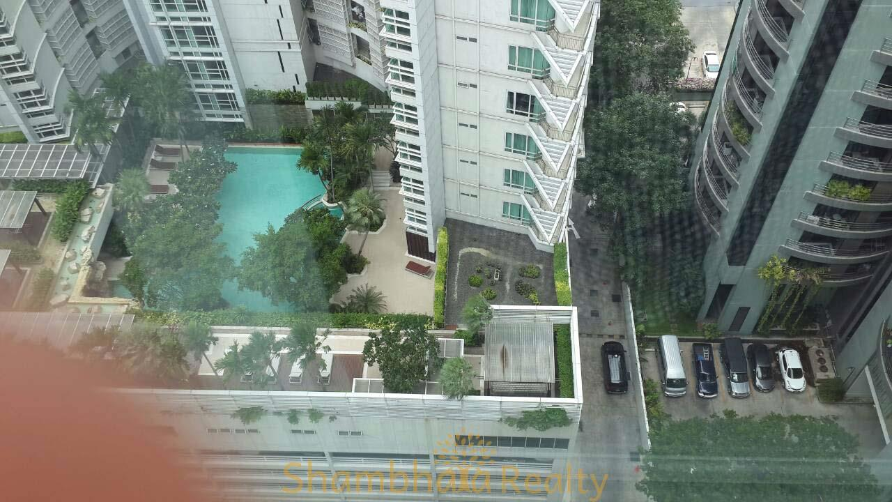 Shambhala Realty Agency's Rajdamri Condominium for Rent 7