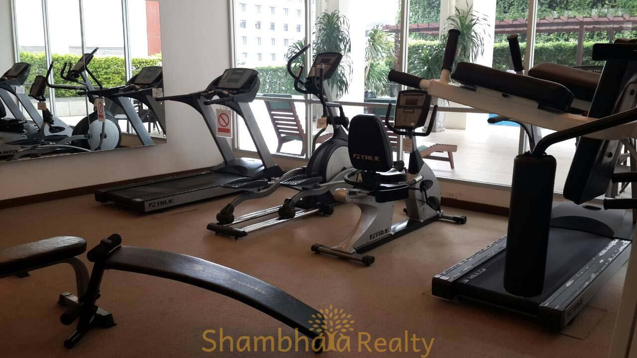 Shambhala Realty Agency's Rajdamri Condominium for Rent 1