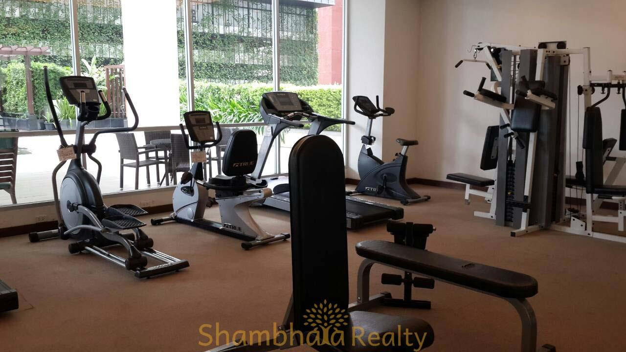 Shambhala Realty Agency's Rajdamri Condominium for Rent 12