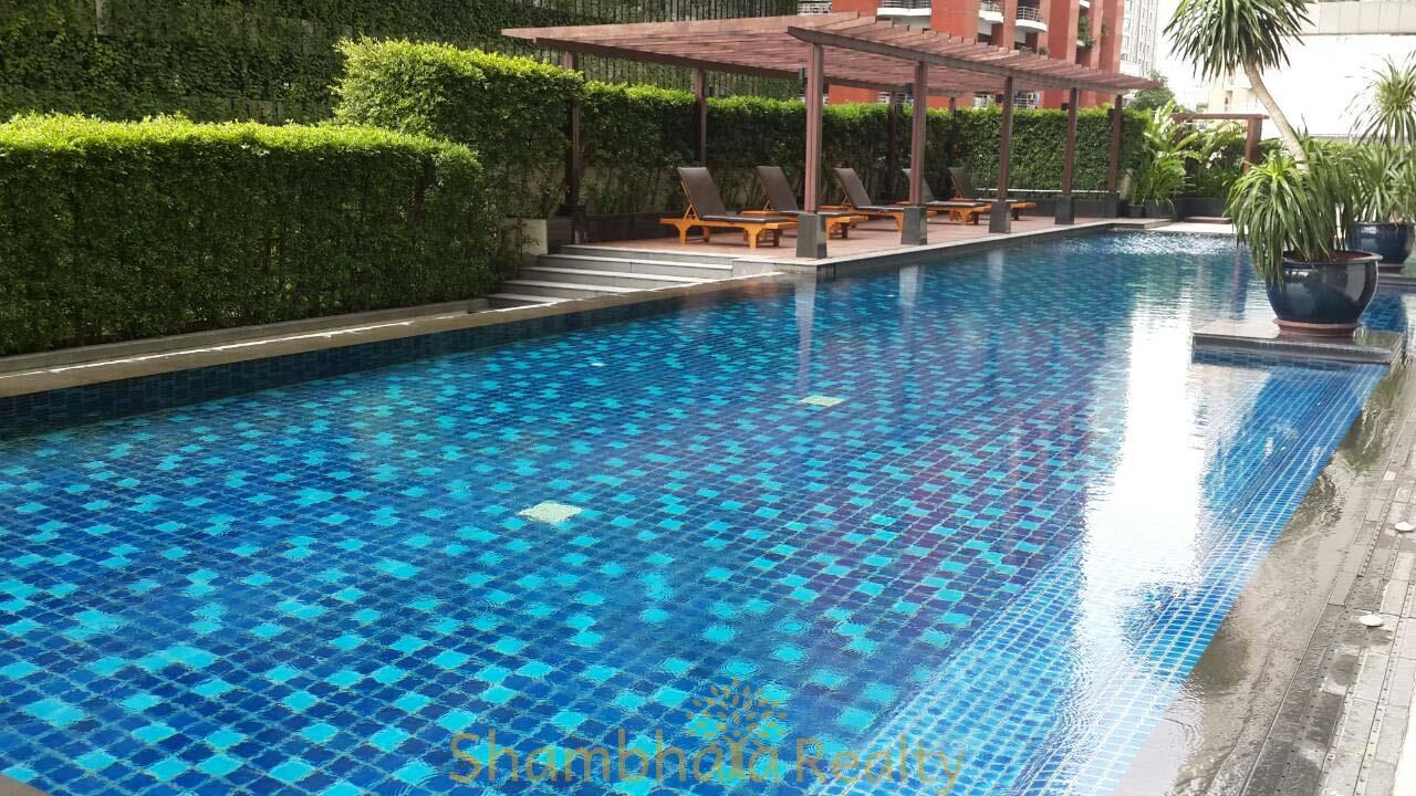 Shambhala Realty Agency's Rajdamri Condominium for Rent 17