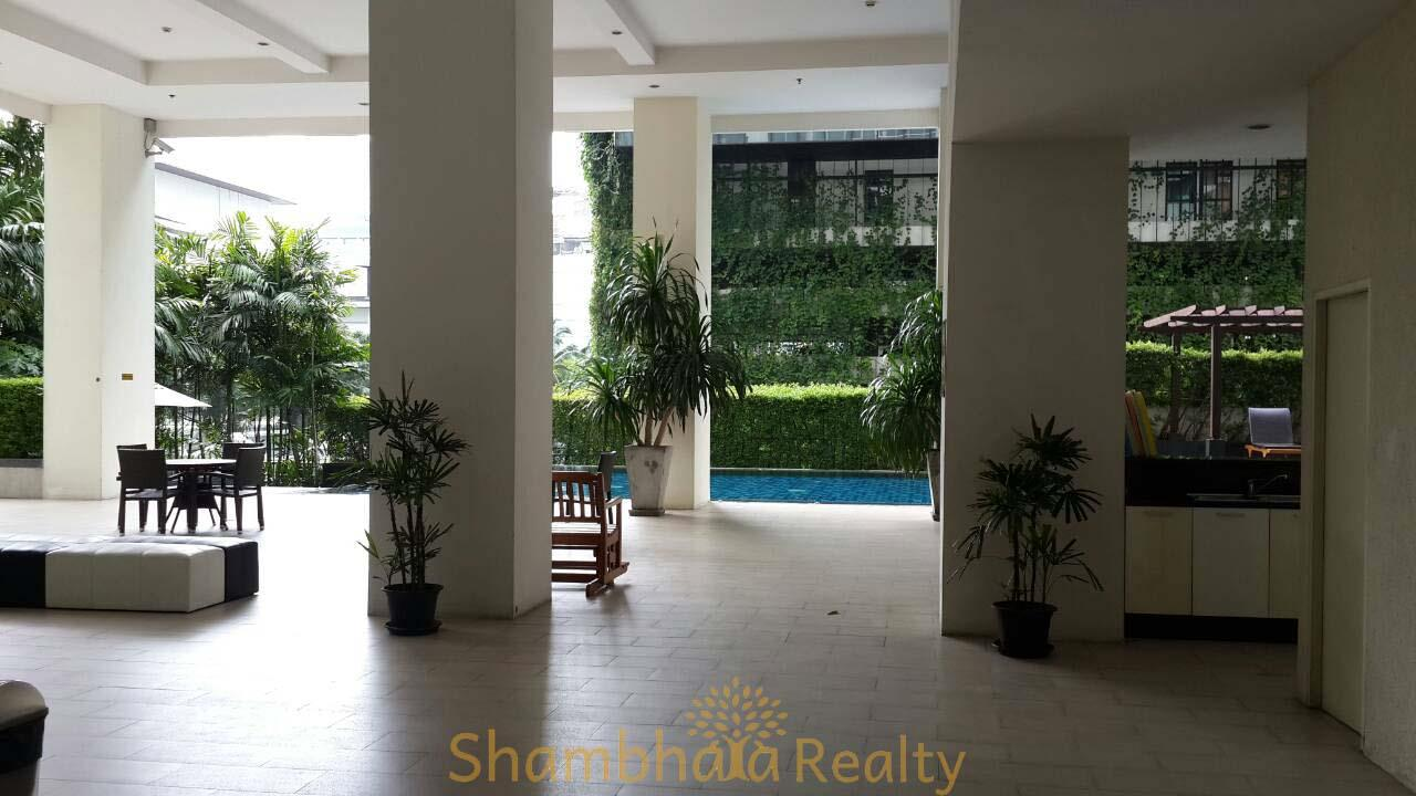 Shambhala Realty Agency's Rajdamri Condominium for Rent 3