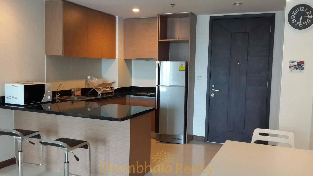 Shambhala Realty Agency's Rajdamri Condominium for Rent 8