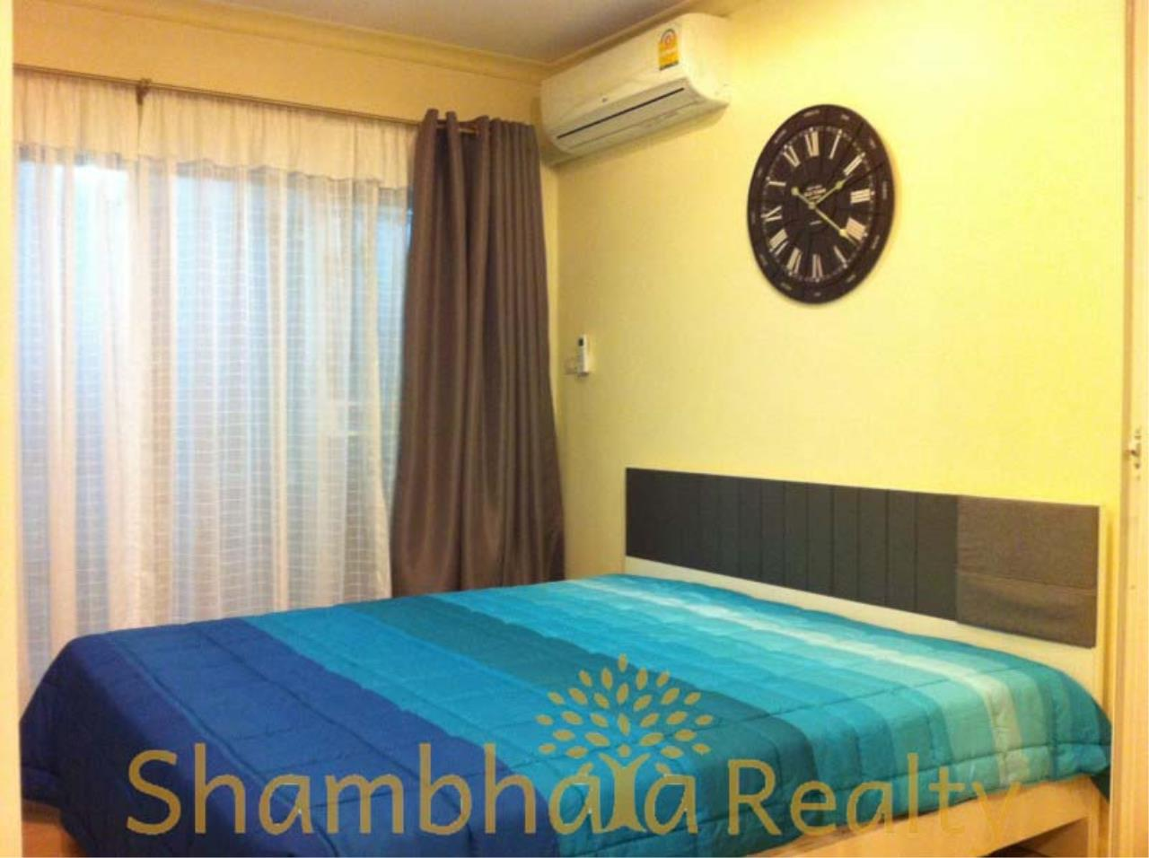 Shambhala Realty Agency's Grand Park View Condominium for Rent in Sukhumvit 21 9
