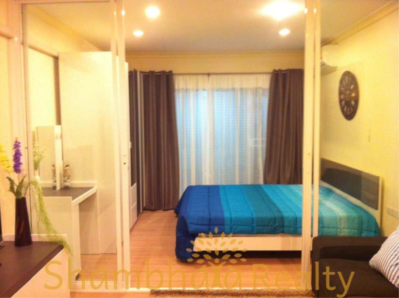 Shambhala Realty Agency's Grand Park View Condominium for Rent in Sukhumvit 21 3