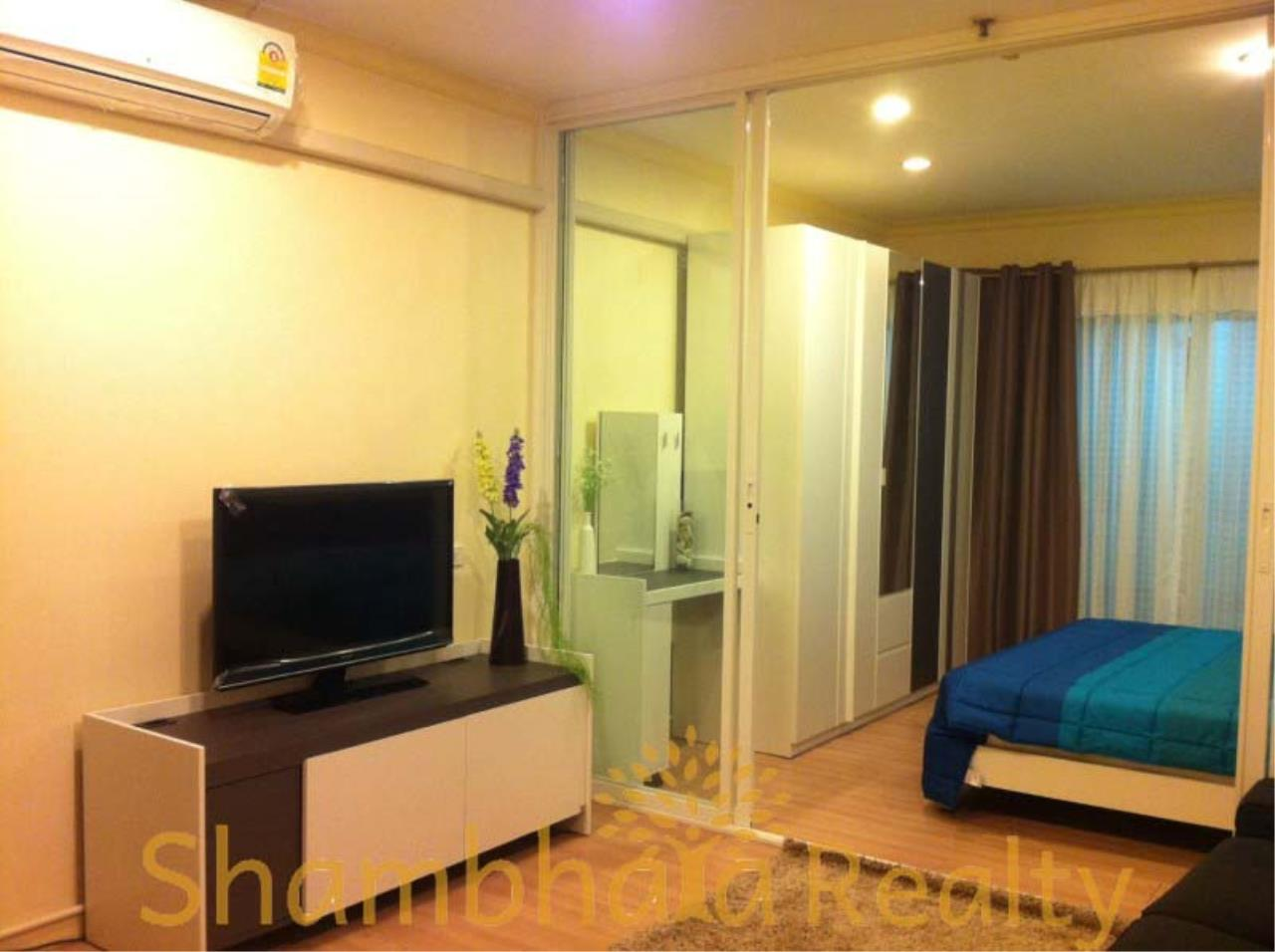 Shambhala Realty Agency's Grand Park View Condominium for Rent in Sukhumvit 21 14